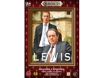 Lewis / Box 11 (2 DVD)