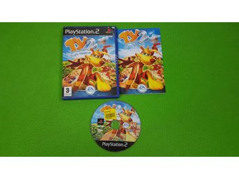 Ty 2 Tasmanian Tiger Bush Rescue KOMPLETT PS2 Playstation 2