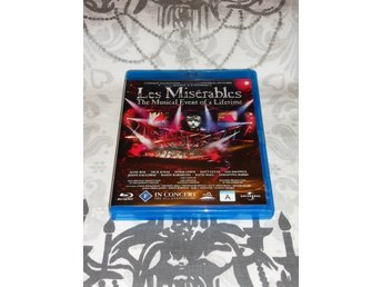 Les Misérables in Concert: The 25th Anniversary (Blu-ray) (Import)