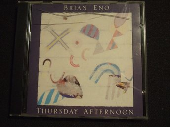 CD - BRIAN ENO. Thursday Afternoon. 1985