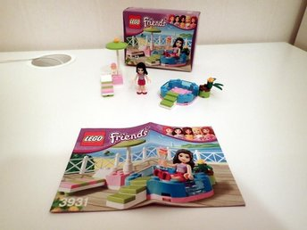 *** LEGO Friends 3931 Emma's Swimming Pool ***