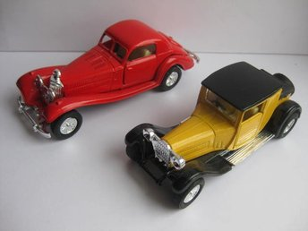 Robetoy Leksaker Cars Bilar Metall 1:43 2st Antique Antik Klassisk nr 2