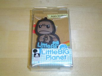 Angry Sackboy Leksak Nyckelring Little Big Planet *NYTT*