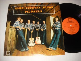 "Pildahls ""Some Country Songs"""