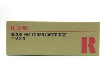 Ricoh TYPE-5210 (430245) Toner Cartridge Black Ny Orginal
