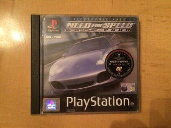 Need for Speed: Porsche 2000 - PlayStation