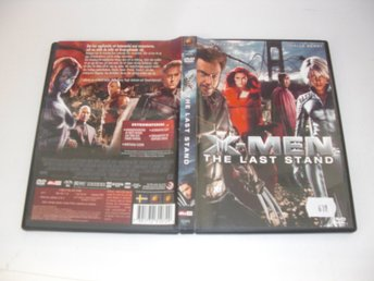 X-Men 2  &  X-Men The Last stand  -  2 DVD