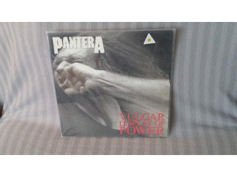 Pantera Vulgar display of power Original