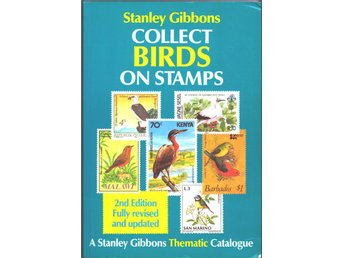 Collect Birds on Stamps Stanley Gibbons