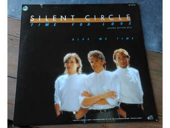 "Silent Circle, ""Time For Love"" vinyl!"