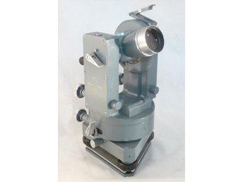 PZO T6 Theodolite with wood box, scale: 400