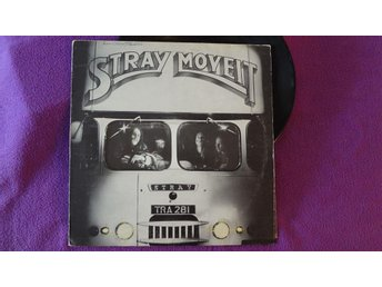 "Stray ""Move It"" LP UK 1974"