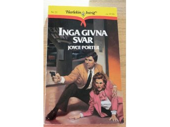 HQ Intrigue- INGA GIVNA SVAR - Joyce Porter