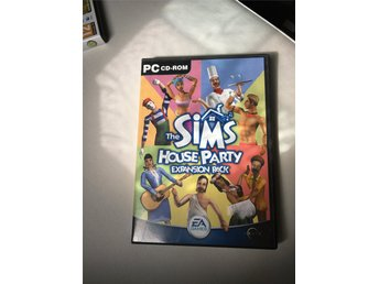 Sims 1 Expansions pack House Party
