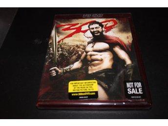 HD DVD: 300 (NY, INPLASTAD!) - Kosta - HD DVD: 300 (NY, INPLASTAD!) - Kosta