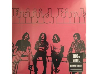 FRIJID PINK - S/T 180G NY LP REMASTERED