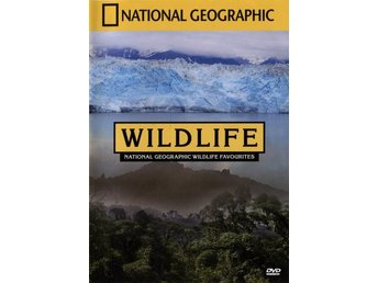 National Geographic - Wildlife Favourites (5-disc) (Beg)