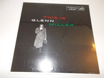 GLENN MILLER - This is, LP RCA Victor USA SEALED