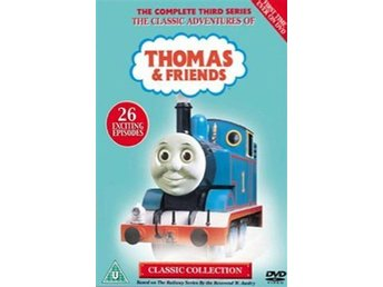 Thomas and Friends - Säsong 3 - Thomas och Vännerna - DVD