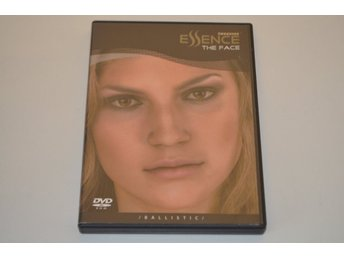 Creative Essence The Face - Mid 2 Advanced 3D Artists - DVD