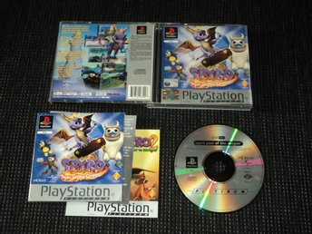 PS1 Spyro The Year of the Dragon