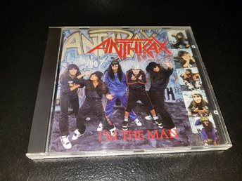 Anthrax - I'm The Man (Thrash Metal, 1987)