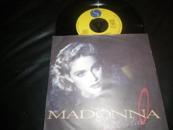 madonna live to tell singel