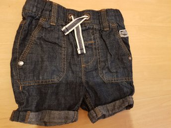 Jeansshorts st: 86-92