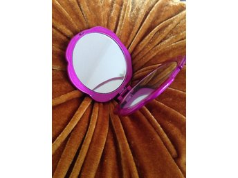 Fickspegel mirror ros rose lila