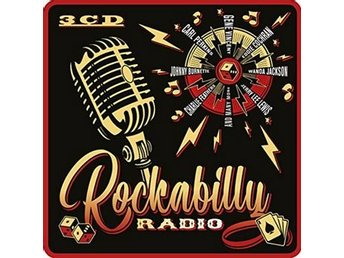 Rockabilly Radio (Plåtbox) (3 CD)