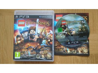 PlayStation 3/PS3: LEGO Lord of the Rings