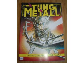 TUNG METALL NR 12 1987 Fint skick