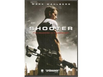 SHOOTER - MARK WAHLBERG  (SVENSKT TEXT)