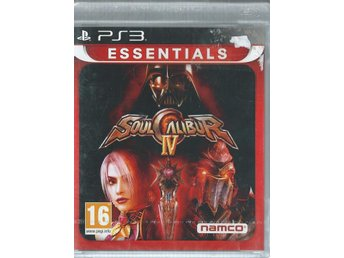 SOUL CALIBUR IV  (INPLASTAT PS3 SPEL )