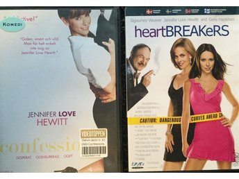Jennifer Love Hewitt pack, 2st DVD - Bromma - Jennifer Love Hewitt pack, 2st DVD - Bromma