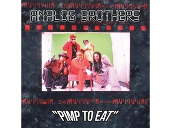 Analog Brothers: Pimp To Beat (2Vinyl LP) - Nossebro - Analog Brothers: Pimp To Beat (2Vinyl LP) - Nossebro