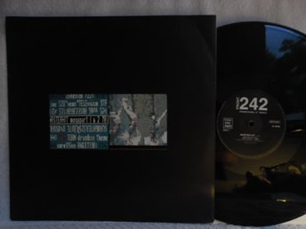 FRONT 242 - MASTER HIT - PROMO RRE 305
