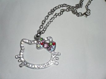 Hello kitty halsband necklace