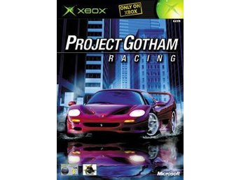 Project Gotham Racing - Xbox - Varberg - Project Gotham Racing - Xbox - Varberg