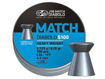JSB Match Diabolo - S100 4,50mm