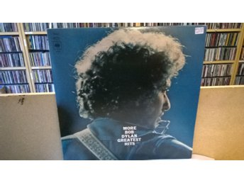 Bob Dylan - More Bob Dylan greatest hits, 2 x LP