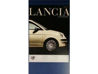 Lancia Magazin 02/03 - presentation av Ypsilon - Uppsala - Lancia Magazin 02/03 - presentation av Ypsilon - Uppsala