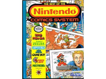 THE BEST OF THE NINTENDO COMICS SYSTEM - OVANLIG - FINT SKICK