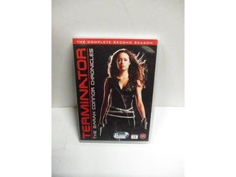 TERMINATOR: THE SARAH CONNOR CHRONICLES - SÄSONG 2, (6 DISK) - FINT SKICK!