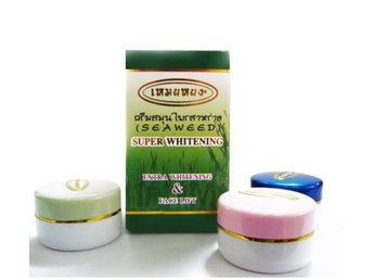 Meiyong Super Extra Whitening Cream / Face Lift Natural Algae - 3x 60g