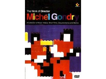 Michael Gondry - Work of Director + Bok - DVD Box