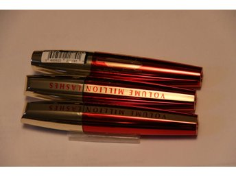 OBS 3st.L'Oreal Volume Million Lashes Mascara EXCESS Noir/Black