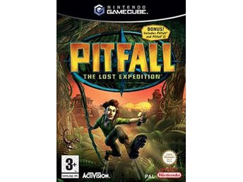 Pitfall - The Lost Expedition - Nintendo Gamecube