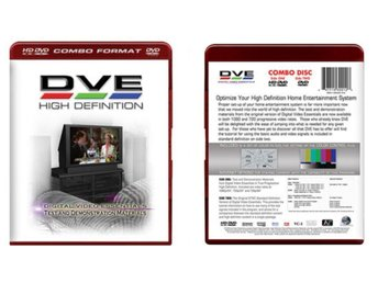 DVE (Digital Video Essentials) High Definition [HD DVD, DVD]
