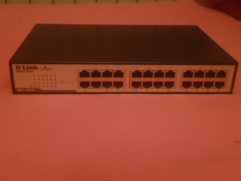 D-link gigabit switch DGS-1024D